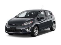 Купить автоковрики на Ford Fiesta VI 2015 — хэчбек (Форд фиеста)