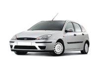 Купить автоковрики на Ford Focus I 1999 — 2005 (Форд фокус)