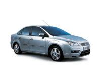 Купить автоковрики на Ford Focus II 2005 — 2010 седан (Форд фокус)