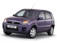 Купить автоковрики на Ford Fusion от 2002 г.в. (форд фьюжн _ фьюжен)