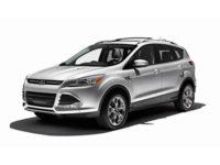 Купить автоковрики на Ford Kuga II от 2013 г.в. (Форд куга)