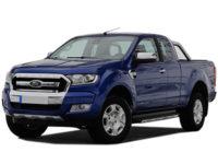 Ford Ranger 2011 — 2015 (Форд рейнджер)