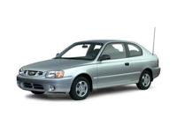 Купить автоковрики на Hyundai Accent II 2000-2012 (Хендай)