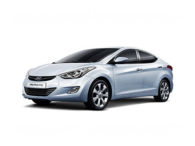 Купить автоковрики на Hyundai Avante MD от 2010 г.в. (Хендай аванта)