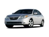 Купить автоковрики на Hyundai Elantra IV 2006 — 2010 (Хендай элантра)