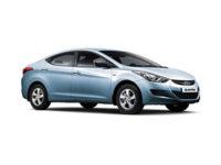 Купить автоковрики на Hyundai Elantra V от 2011 г.в. (Хендай элантра)