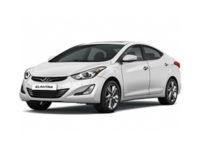 Купить автоковрики на Hyundai Elantra VI 2015 — 2016 седан