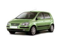 Купить автоковрики на Hyundai Getz 2002 — 2011