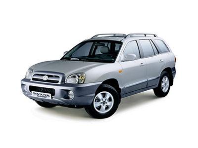 Hyundai Santa Fe I Classic 2000 — 2012 (Хендай санта фе)