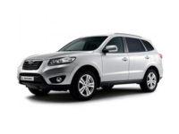 Купить автоковрики на Hyundai Santa Fe II 5 мест рестайл 2010 — 2012 (Хендай санта фе)