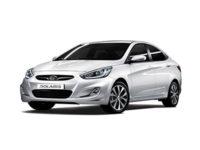 Купить автоковрики на Hyundai Solaris 2011 — 2014 (Хендай солярис)