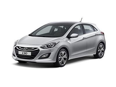Купить автоковрики на Hyundai i30 2007 — 2012