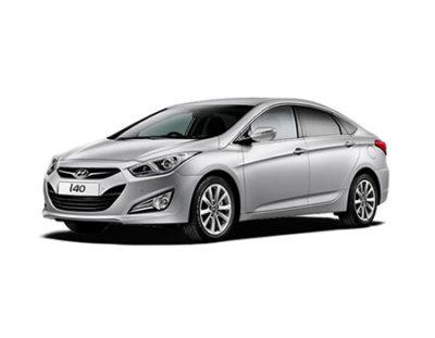 Купить автоковрики на Hyundai i40 от 2012 г.в. (Хендай)