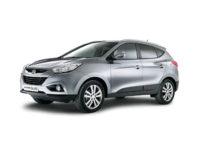 Купить автоковрики на Hyundai ix35 от 2010 г.в. (Хендай)