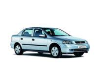 Купить автоковрики на Opel Astra G 1998 — 2005 (Опель астра)