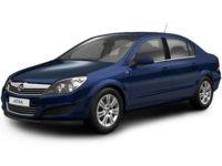 Купить автоковрики на Opel Astra H седан от 2004 г.в. (Опель астра)