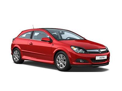 Купить автоковрики на Opel Astra H GTC купе,Хэтчбек от 2004 г.в. (Опель астра)
