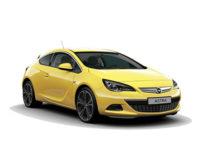 Купить автоковрики на Opel Astra J GTC от 2010 г.в. (Опель астра)