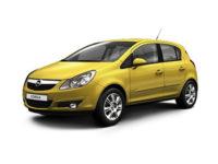 Купить автоковрики на Opel Corsa D от 2006 г.в. (Опель корса)