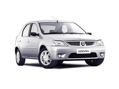 Купить автоковрики EVA на Renault Logan от 2004 г.в. (Рено логан)