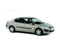 Купить автоковрики EVA на Renault Megane II 2003-2006 (Рено меган)