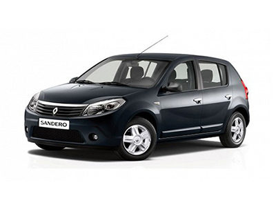 Купить автоковрики EVA на Renault Sandero I 2009 — 2014 (Рено сандеро)