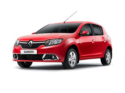 Купить автоковрики EVA на Renault Sandero II от 2014 г.в. (Рено сандеро)