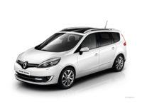 Купить автоковрики EVA на Renault Scenic III Grand 7 мест от 2010 г.в. (Рено сценик)