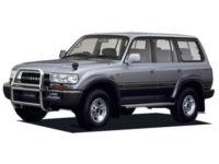 Купить автоковрики EVA на Land Cruiser 80