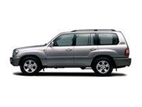 Купить автоковрики EVA на Toyota Land Cruiser 100 1998 — 2007 (Тойота крузер)