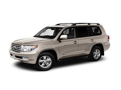 Купить автоковрики EVA на Toyota Land Cruiser 200 (2007 — 2011) (Тойота крузер)