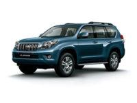 Купить автоковрики EVA на Toyota Land Cruiser Prado 150, 2009 — 2013 (Тойота крузер)