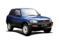 Купить автоковрики EVA на Toyota RAV 4 I (XA10) 1994 — 2000 (Тойота рав 4)