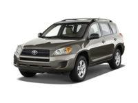 Купить автоковрики EVA на Toyota RAV 4 III (СA30) 2006 — 2009 (Тойота рав 4)